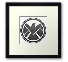 S.H.I.E.L.D Framed Print