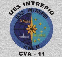 USS Intrepid (CV/CVA/CVS-11) One Piece - Long Sleeve