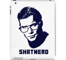 SHATNERD iPad Case/Skin