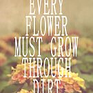 Every Flower by Vintageskies