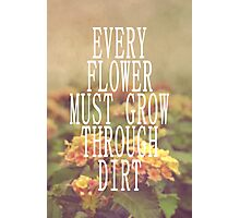 Every Flower Photographic Print