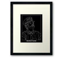 SCHEN BWARTZ Framed Print