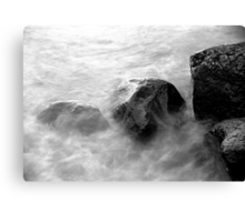Coast 8 Canvas Print