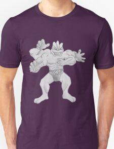Machamp - B&W by Derek Wheatley T-Shirt