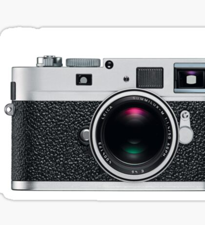 ON SALE!!!!!  Leica Camera iPhone case Sticker