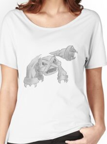 Metagross - B&W by Derek Wheatley Women's Relaxed Fit T-Shirt
