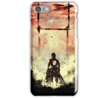Rugby Attack on Titan iPhone Case/Skin