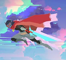 Hyper Light Drifter by kawaiigaythug