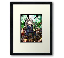 The messiah of the Wasteland Framed Print