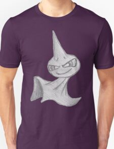 Shuppet - B&W by Derek Wheatley T-Shirt