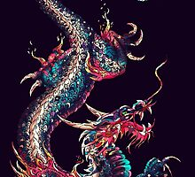 Chinese Dragon  by Solo Swift