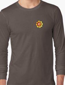 Thunder Badge (Pokemon Gym Badge) Long Sleeve T-Shirt