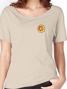 Thunder Badge (Pokemon Gym Badge) Women's Relaxed Fit T-Shirt