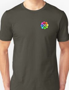 Rainbow Badge (Pokemon Gym Badge) T-Shirt