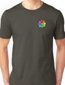 Rainbow Badge (Pokemon Gym Badge) Unisex T-Shirt