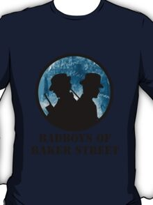Bad Boys of Baker Street Victorian Edition (Black) T-Shirt