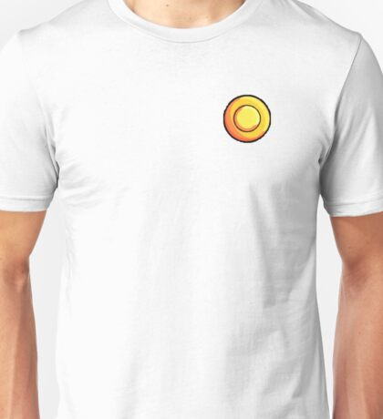 Marsh Badge (Pokemon Gym Badge) Unisex T-Shirt