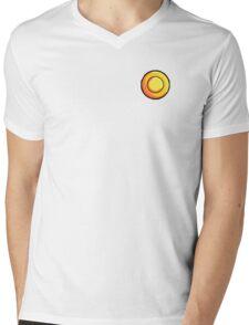 Marsh Badge (Pokemon Gym Badge) Mens V-Neck T-Shirt