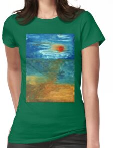 See Was Womens Fitted T-Shirt