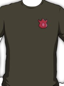 Volcano Badge (Pokemon Gym Badge) T-Shirt