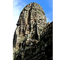 The Faces of Bayon II - Angkor, Cambodia.  Photographic Print