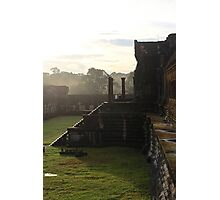 Sunrise on Angkor Wat II - Angkor, Cambodia. Photographic Print