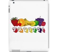 Fruity Fruit! iPad Case/Skin