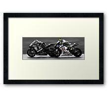 Rossi Framed Print