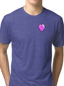 Soul Badge (Pokemon Gym Badge) Tri-blend T-Shirt