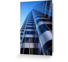 New York, Skyscraper Greeting Card