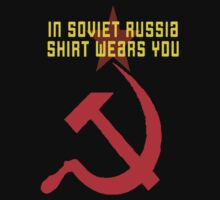 Soviet Russian T-Shirt Joke by Dan Merry