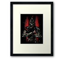 Rekindling the Abyss Framed Print