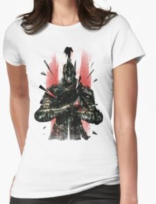 Rekindling the Abyss Womens Fitted T-Shirt
