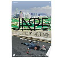 Jape Concert Poster Crawdaddy Poster