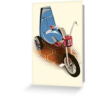 Tricycle 237  Greeting Card