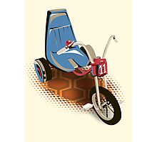 Tricycle 237  Photographic Print
