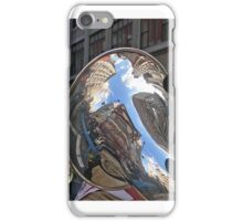NYC reflection iPhone Case/Skin