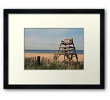 Before the Season Framed Print