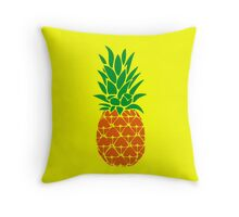 Pineapple Large Throw Pillow