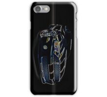 Ford Mustang 2010 iPhone Case/Skin