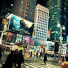 ''Bright City'' (Times Square) by Ḃḭṙḡḭṫṫä ∞