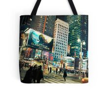 ''Bright City'' Tote Bag