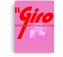 il GIRO Canvas Print