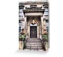 Enchanted Doorway Greeting Card