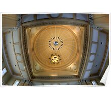The Dome at Customs House • Brisbane • Queensland Poster