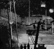 A walk after dinner.. by Vinod Vijayan