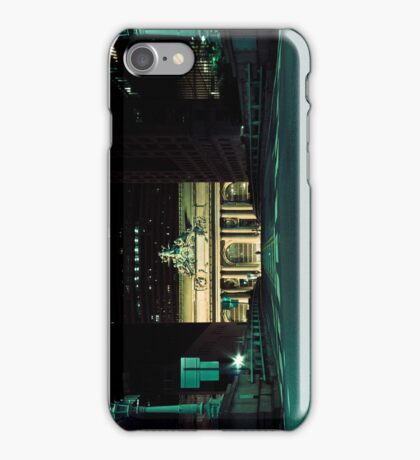 New York City, Grand Central Terminal | iPhone/iPod iPhone Case/Skin