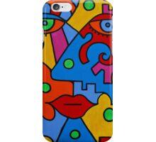 Picasso-esque iPhone Case/Skin