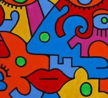 Picasso-esque by depsn1