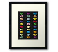 You can't just choose your mood Framed Print